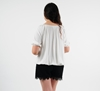 Picture of Front Lace Cotton Top
