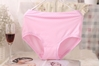 Picture of Pure Color Dot Border Knickers