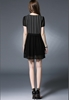 Picture of Stripe Chiffon Dress
