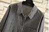 Picture of Boyfriend Style Stripe Shirt