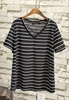 Picture of Big size Strip Tee