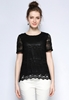 Picture of Short Sleeve Lace Top