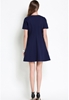 Picture of OL A-Line Short Sleeve Dress