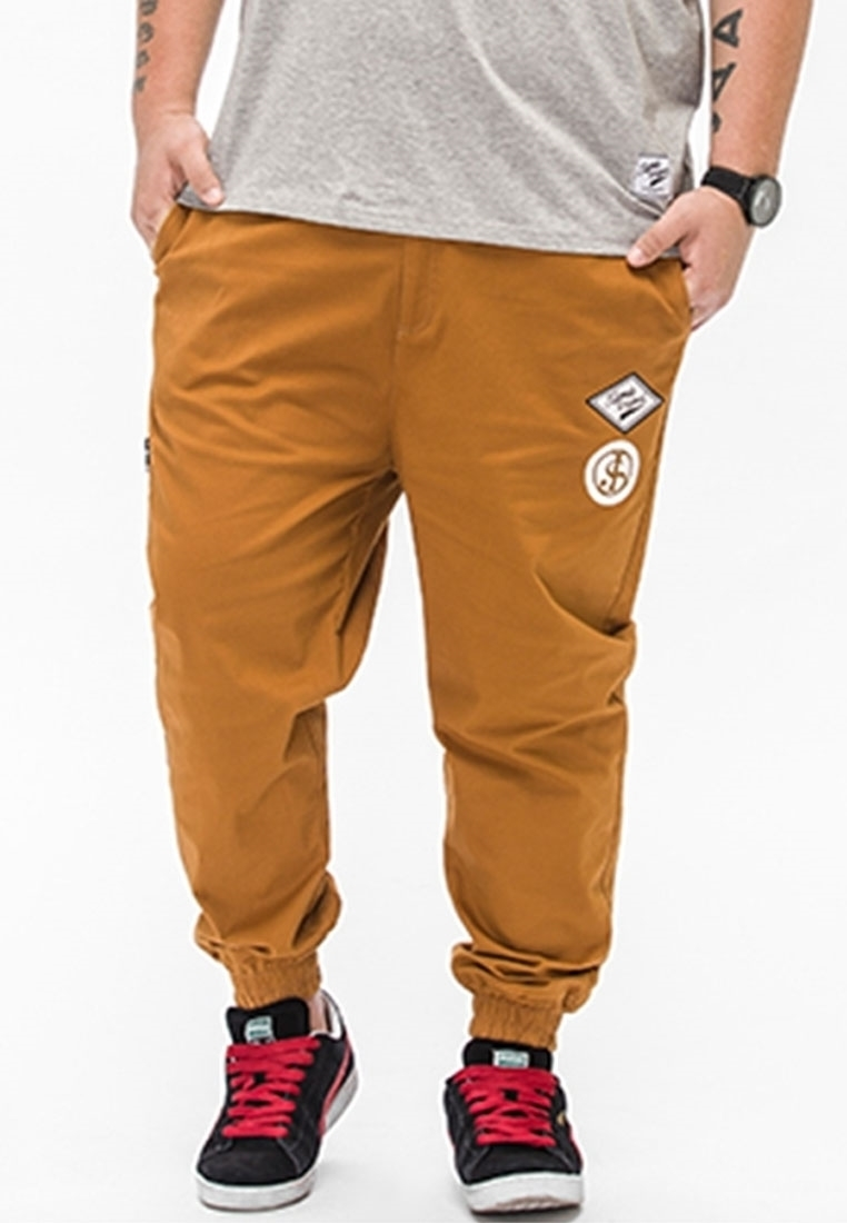 "Picture of Elastic Ankle-Length Pants(36""-48"")"