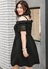 Picture of Off Shoulder Women Plus Size Dress