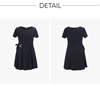 Picture of Korean Style Plus Size Ladies Dress