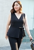 Picture of Plus Size Sleeveless Top & Pants