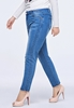 Picture of Slim Fit Stretchable Plus Size Jeans