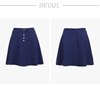Picture of A Line Slim Plus Size Skirt