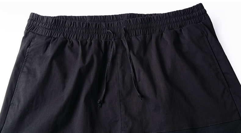 Picture of Waist String Mens Plus Size Jogger Pants