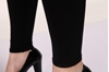 Picture of Modal Plus Size Full Length Tights