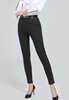 Picture of Plus Size Straight Cut Slim Pants