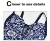 Picture of Floral 2 pcs Plus Size Swimwear