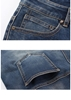 Picture of Straight Cut Plus Size Ladies Jeans