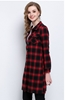 Picture of Red Checkered Long Sleeve Shirt