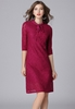 Picture of Elegant 3/4 Sleeve Lace Dress