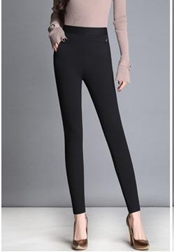 Picture of Plus Size Slim Pencil Pants