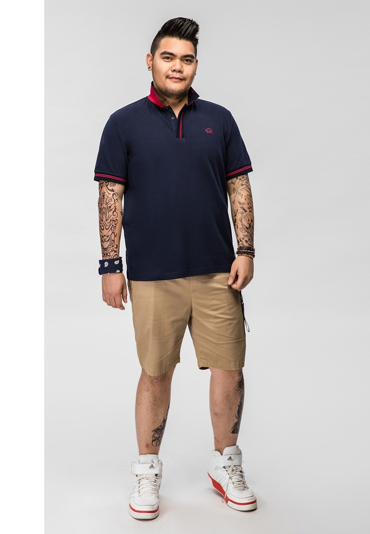 Picture of Red Stripe Men's Polo Shirt