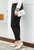 Picture of Double Lined Button Slim Plus Size Pants