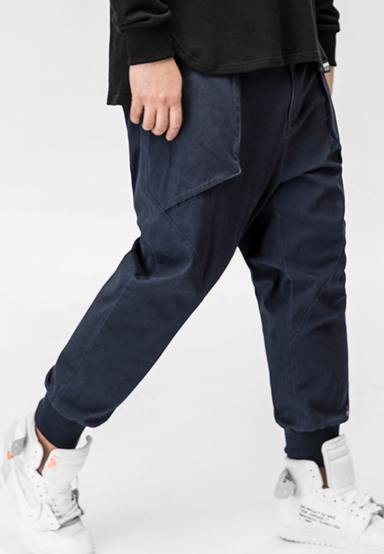 Picture of Men's Plus Size 4/5 Jogger Pants