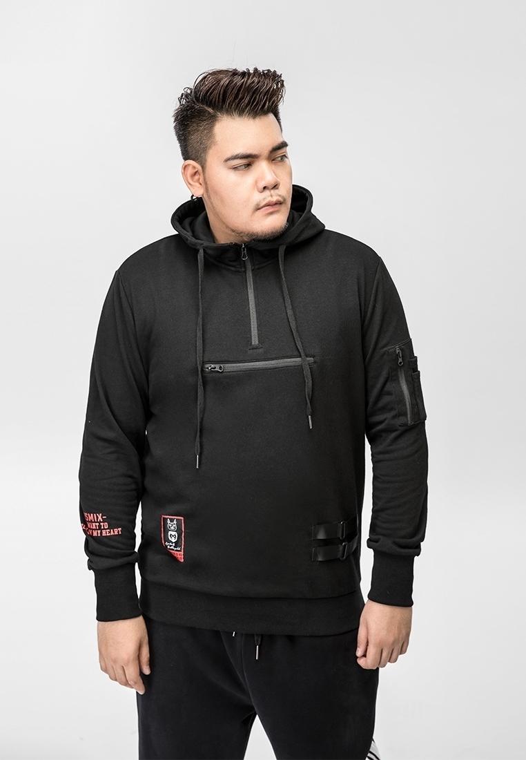 Picture of Hooded Men's Long Sleeve Sweatshirt