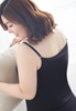 Picture of Plus Size Adjustable Strap Singlet With Cup