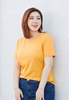 Picture of Basic Plus Size Women T Shirt