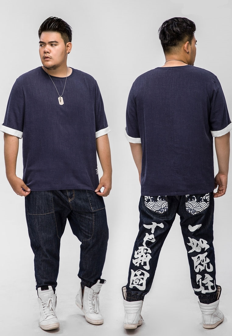 Picture of Chinese Style Short Sleeve Tee