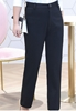 Picture of Plus Size Ladies Straight Office Pants