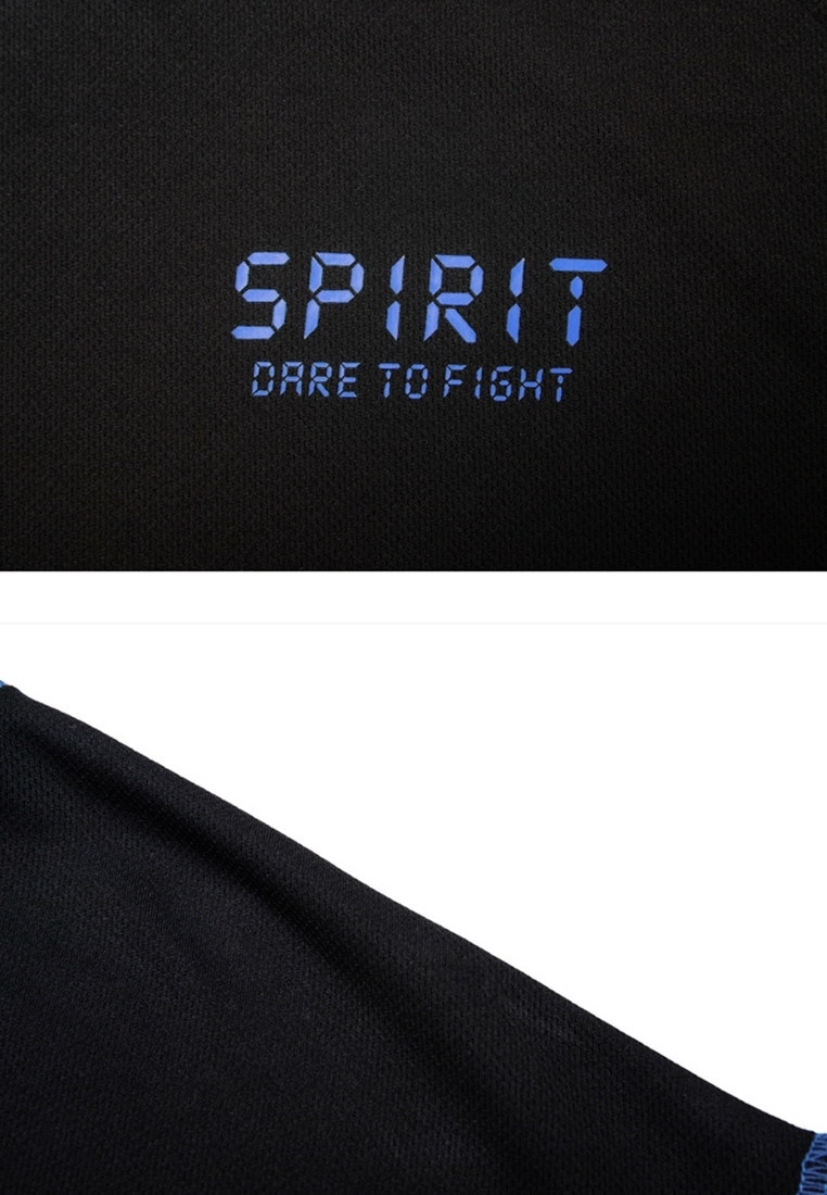 Picture of Letter Print Dry Fit T Shirt