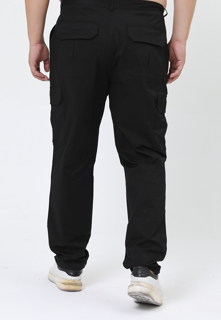 Picture of Plus Size Men Cargo Pants