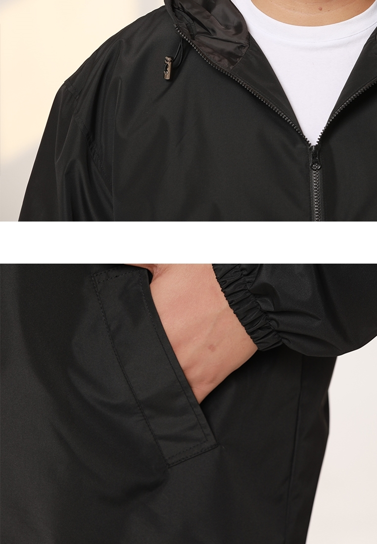 Picture of Plus Size Hooded Coat